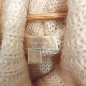 Micheal Kors Cowl Neck Oversized Sweater